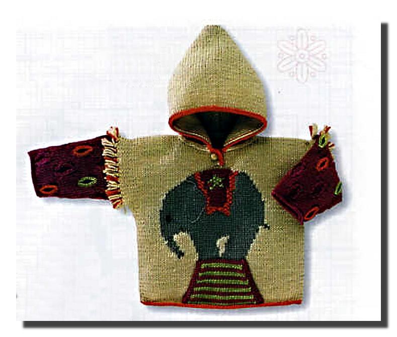 Описание: вязание для детей от 0 до 3 лет спицами.