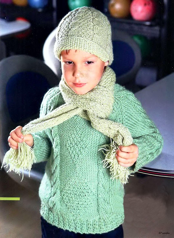 Вязание свитеров для мальчиков вязание мальчикам вязание для