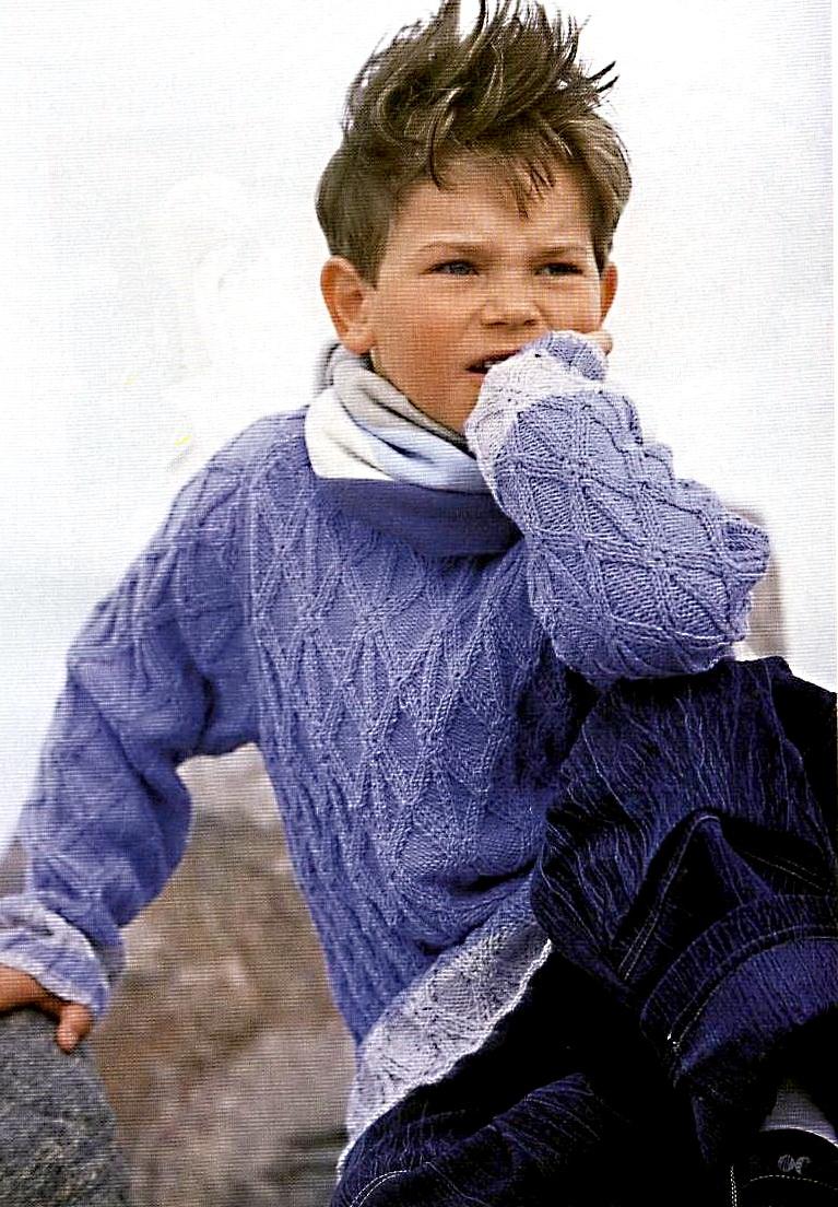 Вязание на спицах шарфов схемы