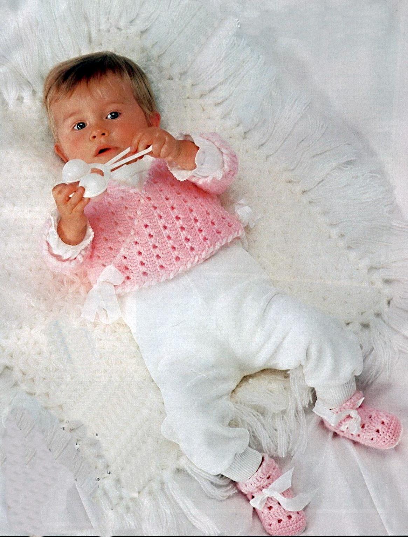 Вязание для детей и малышей на
