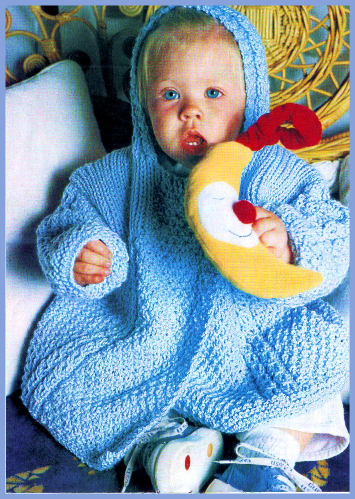 Вязание для малышей с рождения 69