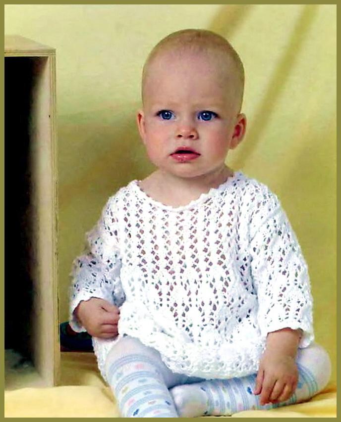Вязание для детей до года: вещи для младенцев спицами и 26