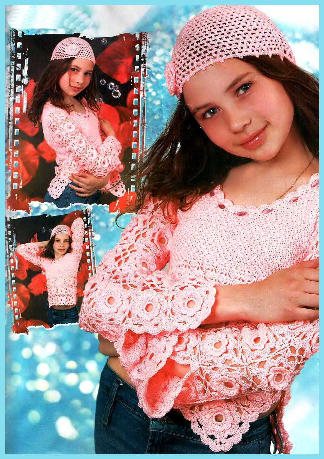 Для девочки мода красота и стиль