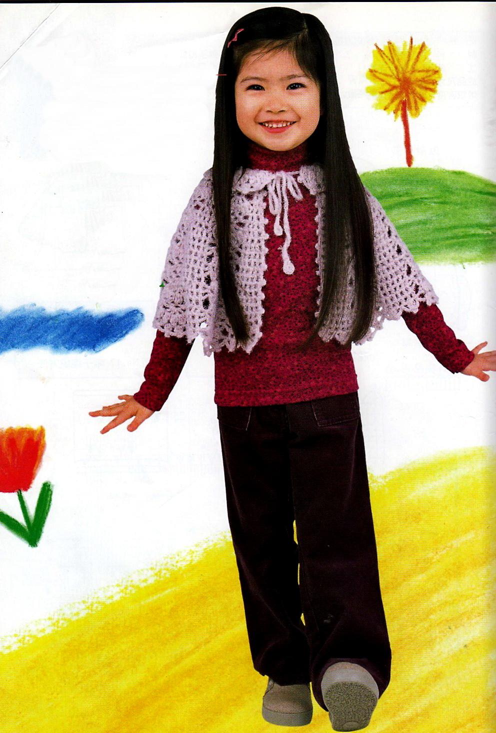 Вязание шапок для девочек подростков схемы 274