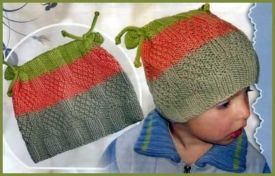Комментарий: вязаные шапки для мальчиков схемы.