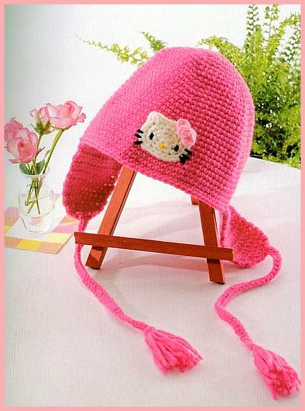для малышей: Angry Birds - шапка крючком