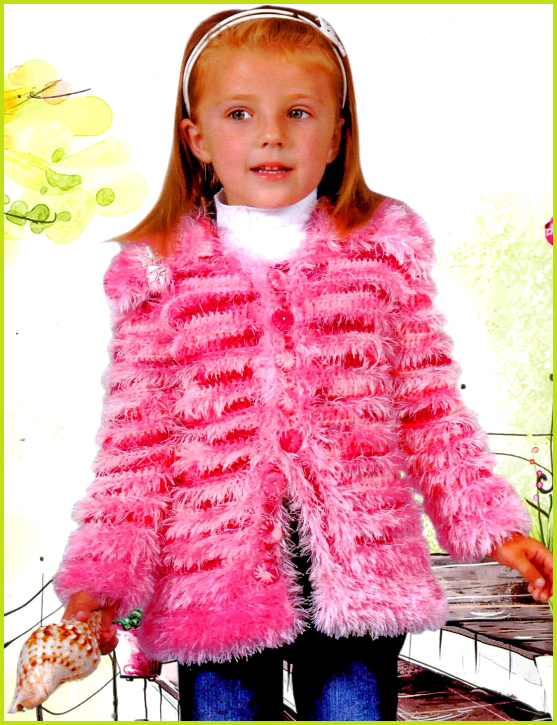 Архив рубрики: Пальто, куртки вязаные. 22. Сен. Ну вот и ещё одно тепленькое и уютное вязаное детское пальто на