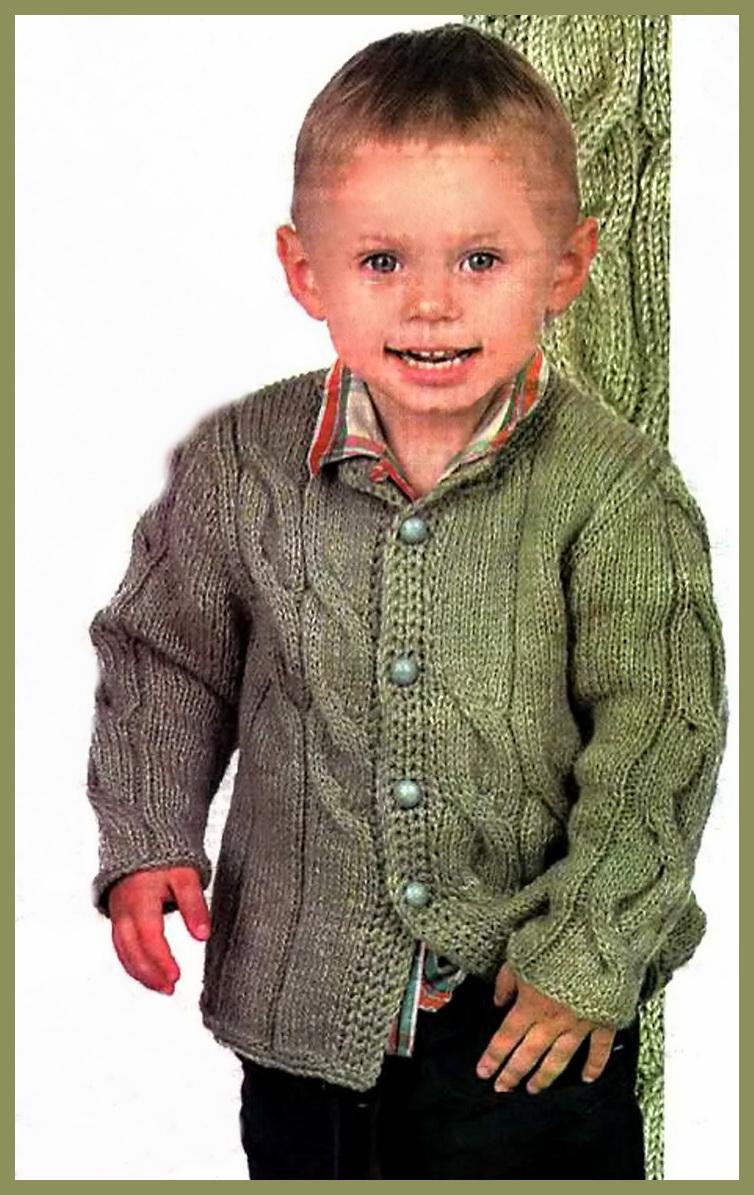 Джемпер для мальчика 2 года