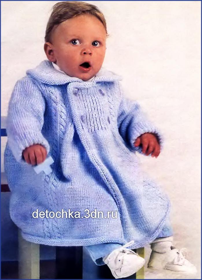 Кофточка связать для новорожденных